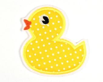 Patch Duck Chick Amelie 8 x 8cm