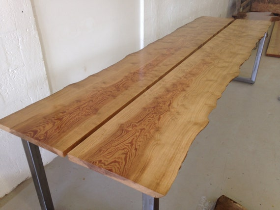 Live Edge Table Live Edge Dining Table Wood Live By Urbanwoodllc