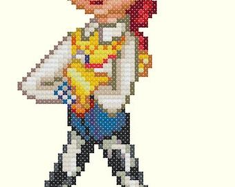 Toy Story Knitting Patterns Woody : toy story pattern   Etsy UK