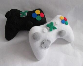 Xbox Controller Inspired Plush