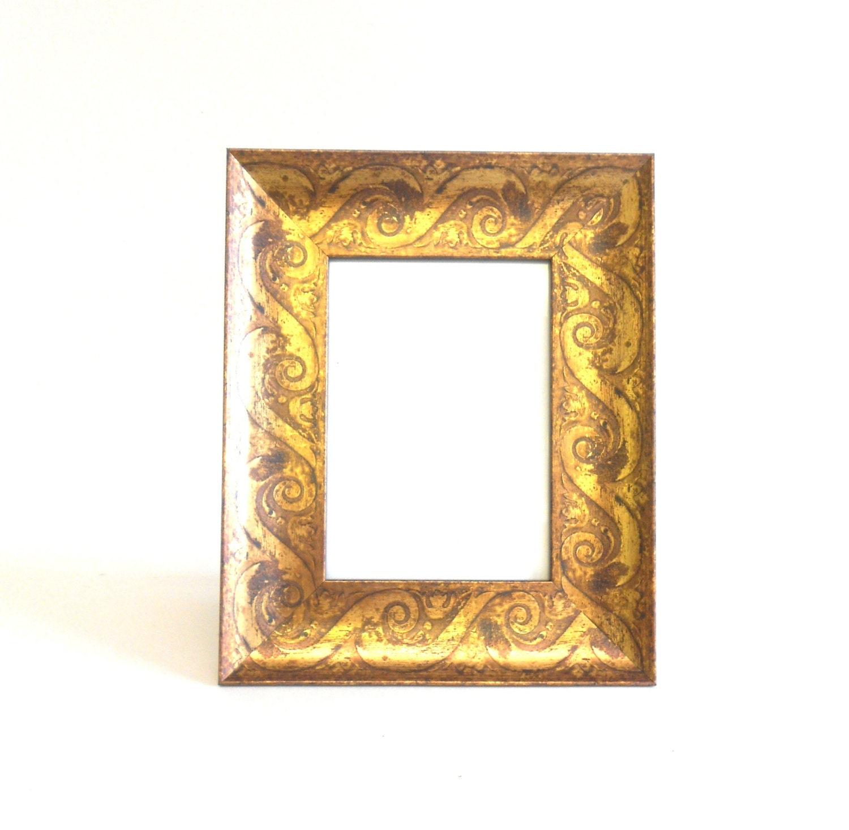 Home Interiordecorative Swirls Gold Picture Frame Ornate 10