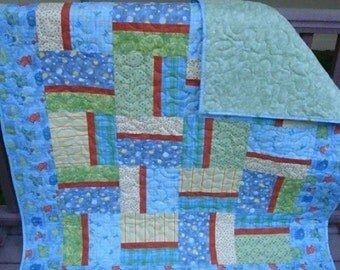 Oversized Baby Quilt