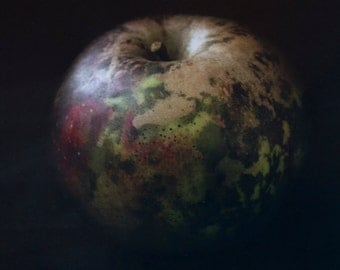 Apple Fine Art 5x7 Photographic Print