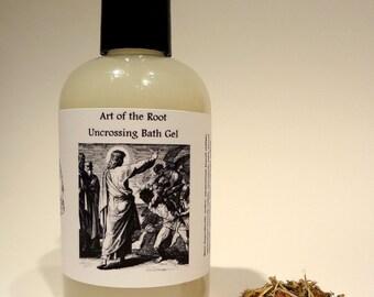 Uncrossing Bath Wash Negative Energy, Bad Mojo, Reversal, Protection: Hoodoo Voodoo Wicca Pagan