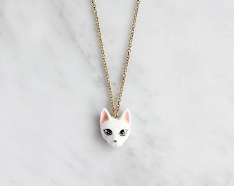 Mali Cat Necklace