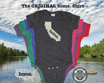 California home Baby Bodysuit