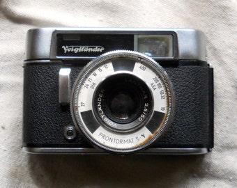 Voigtlander Dynamatic Vintage camera