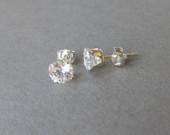 big fake diamond earrings - photo #4