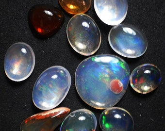 Beautiful mexican opal lot (Y03)