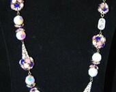 signed alice caviness necklace
