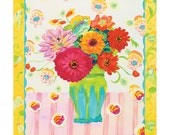 Rolalily Giclee Canvas Print by Kimberly Hodges, 11 x 14, 16 x 20