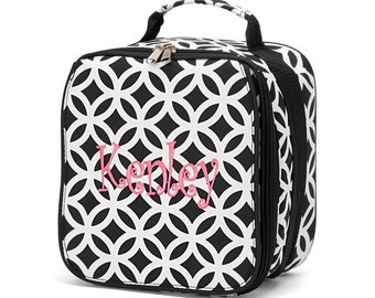 Personalized Lunch Bag - Sadie Print - CLEARANCE