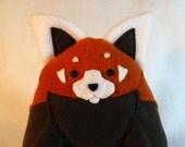 Red Panda Plushie Stuffed Toy Doll *READY to SHIP*