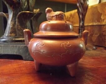 Vintage Incense Burner / Chinese Incense Burner / Incense Burner