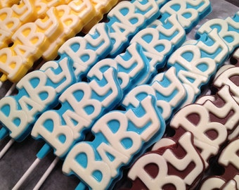 Baby Lollipops - 1 dozen