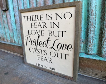1 John 4:18 Verse