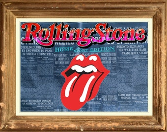 The Rolling Stones Poster Print wall art  HH10918 S15