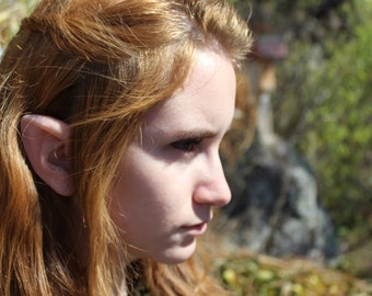 Legolas Latex ears - The Hobbit / The Lord of the Rings - Elf Link Zelda Warcraft Elven Cosplay LOTR LARP