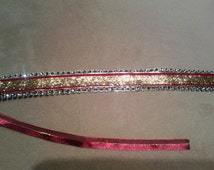 San Francisco 49ers NFL Inspired Headband for women