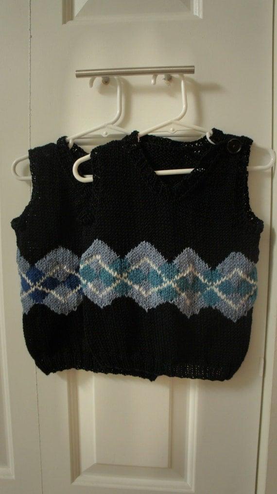 Custom Sweater Vests 45