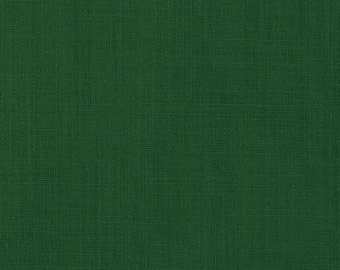 "45"" Hunter Green Broadcloth Fabric - 20 Yard Bolt"