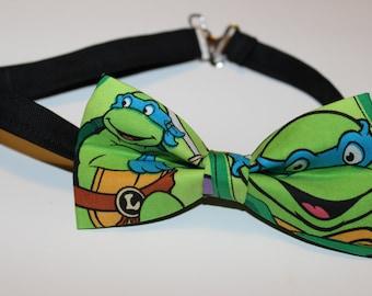 TMNT Teenage Mutant Ninja Turtles Bow Tie Only