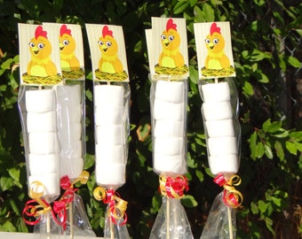 Sprout Chica the Chicken Marshmallows Party Favors