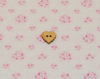 Tilda Fabric - Jane Pink - Metric Fat Quarter (FQ)