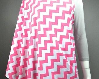 Nursing cover  scarf, nursing cover, infinity scarf, Pink scarf, breastfeeding cover, nursing infinity scarf