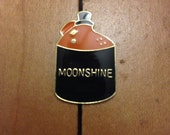 Moonshine Lapel Pin