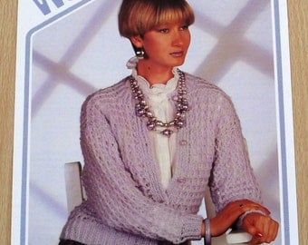 new knitting pattern Wendy 2644