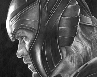 Thor (Chris Hemsworth) Poster