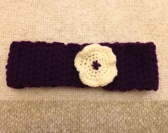 Frances Crochet Headband