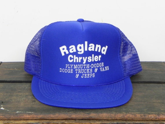 Vintage 80 S Ragland Chrysler Plymouth Dodge By Baltovintage