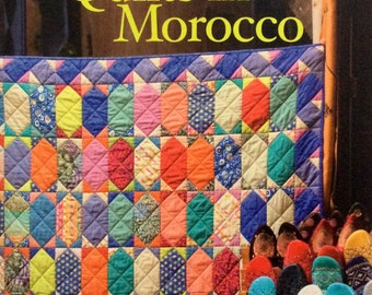 Quilts in Morocco - Kaffe Fassett