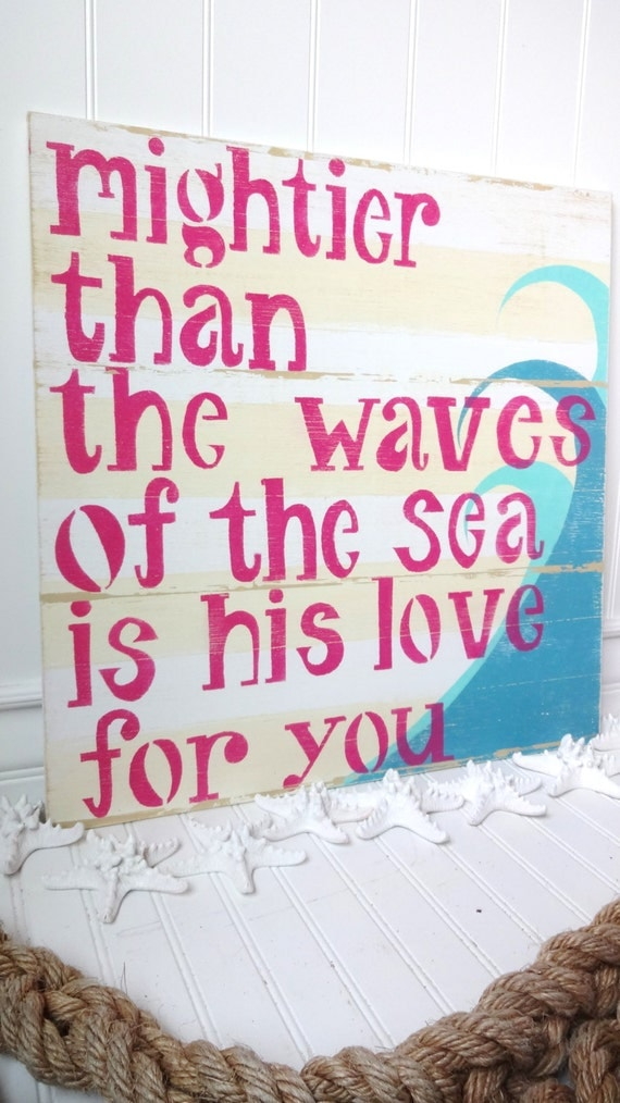 items similar to baby bye the sea surfer girl bedroom d cor his love