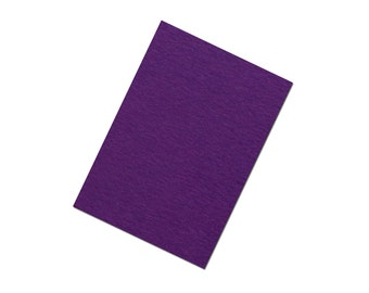 "Dark Purple 3""x4"" Cardstock 25 pack"