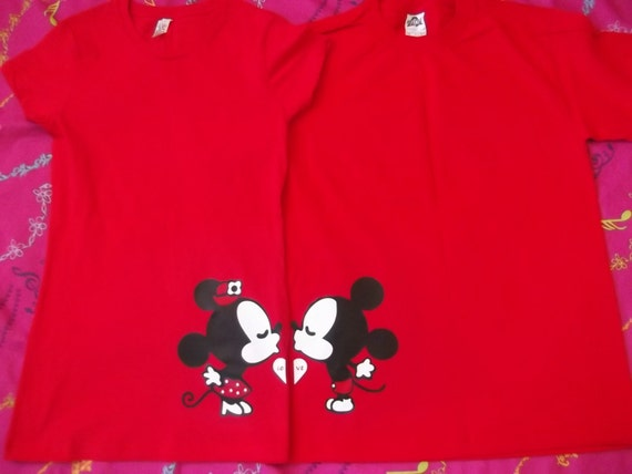 Mickey and Minnie Inspired Sweatshirts