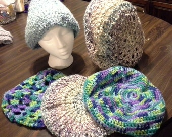 Collection of Hats~ Slouches and Berets