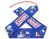 New York Giants - Weight Lifting Wrist Wraps