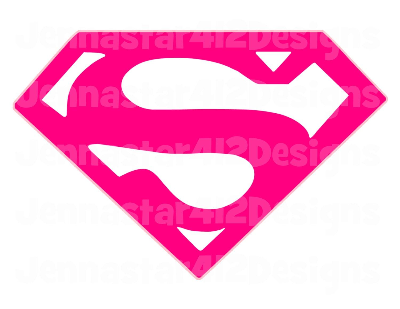 Superb image pertaining to supergirl logo printable