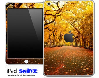 Fall into Autumn Skin for the iPad Mini, iPad 1st, 2nd, 3rd or 4th Generation