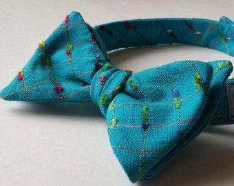 Tealfetti Bow Tie