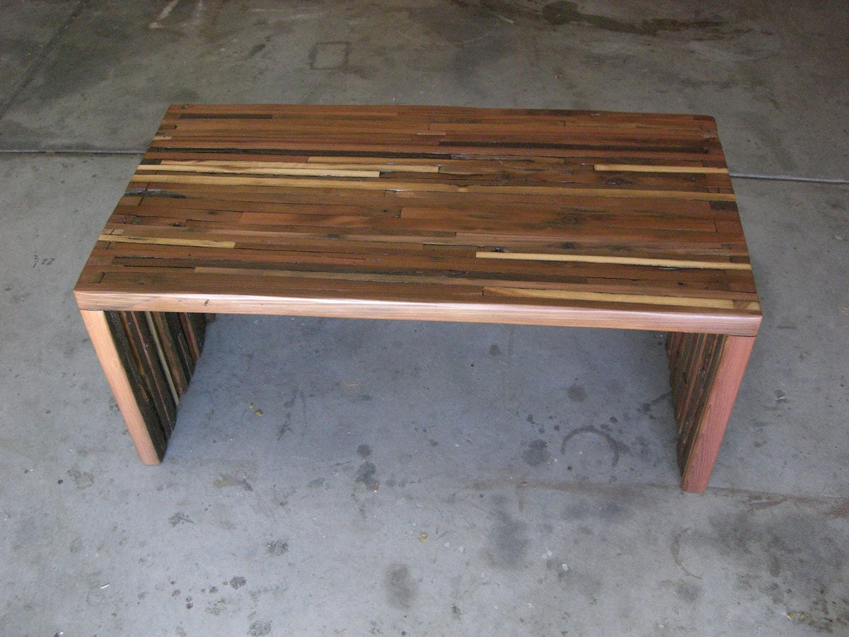 Coffee Table Rustic Coffee Table Upcycled Coffee Table