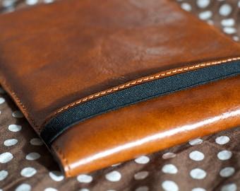 iPad Mini Felt and Leather Folio Hand-made Case