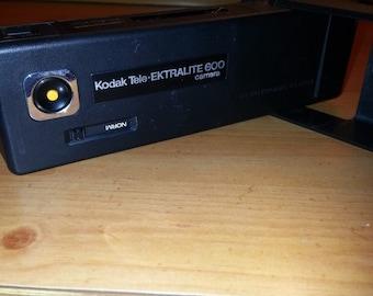 Kodak 600 with Electronic
