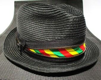Rasta hat  artisian creations - Reggae Roots Bob Marlet Hat