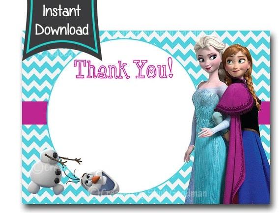 Frozen Theme Invitation for amazing invitations ideas