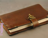 Full Grain Leather Book Cover