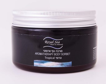 Royal Sea Dead Sea Body Sorbet That Works Tropical Smell Best Body Butter
